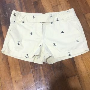 J.CREW ANCHOR SHORTS